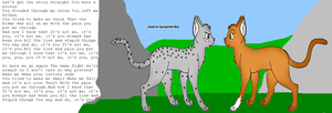 Ashfur to Squirrelflight theme by The1andonlyRaven