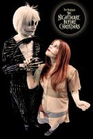 The Nightmare Before Christmas by TomatoCheeks