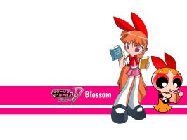 Blossom Wallpaper 3 by gamefanPPG