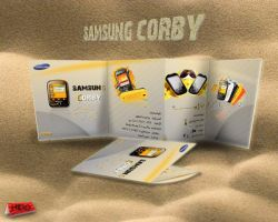 samsung corby brochure by eltolemyonly