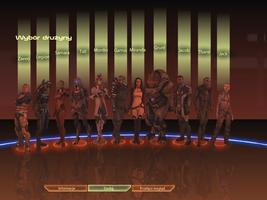 Mass Effect 2 Team suit normal by xsas7
