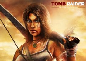Lara is back 15 years celebration by CyrilT
