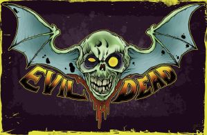 evil dead by allangraves