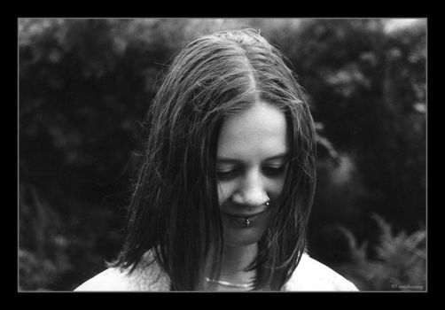 Shy Smile by unhappy