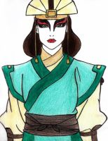 Avatar Kyoshi by Cladylove