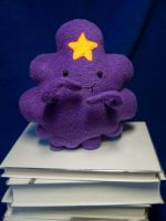 Glob time. Lumpy spase Princess by MegumiRe