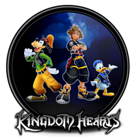 Kingdom Hearts-v2 by edook