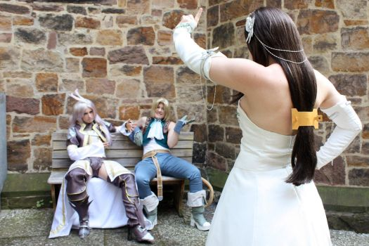 FF9: Very Manly by kayleighloire