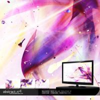 abstract no.4 - wallpaper pack by MadPotato