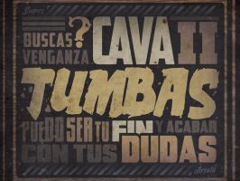 Cava dos tumbas by thenota