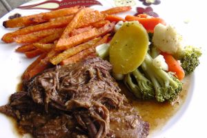 Pulled Beef Roast by maytel