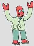 Zoidberg the Great by MTW800
