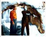 Colorized Frankenstein Meets The Wolfman 1943 Univ by dr-realart-md