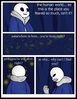 Undertale comic part 1 by Alice-Quin3