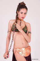 Slave Leia 02 by Darthsandr