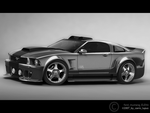 "Ford Mustang ""Elena"" by CanisLoopus"