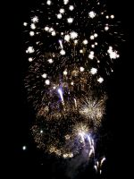 fireworks . . . . . 6 ? ? ? ? by siralbus