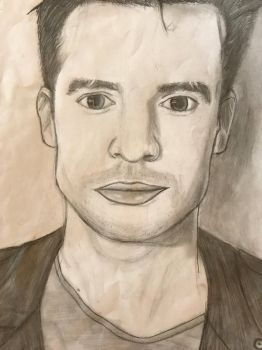 Brendon Urie  by Chiecat