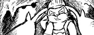 Worker Diggersby - Miiverse by RayquazaQueen