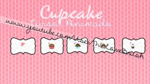 Cupcake Cursor Cute Animated By Welovebrush by Minim0xa