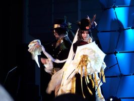 xxxHolic: On stage at ACen by taeliac
