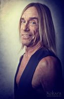 Iggy Pop 03 by kobaru