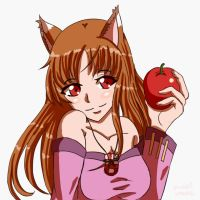 Spice and Wolf:Holo by AMNON117