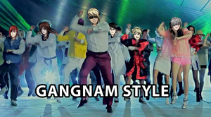 31Days: GANGNAM STYLE by Usakan