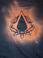 assassins creed bleached shirt by MerrillsLeather