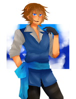 APH OC! Athens by SPINNY-chair-HERO