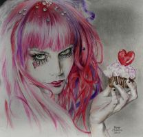 Emilie Autumn by MrEyeCandy66