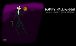 Happy Halloween by DJFry