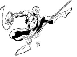 Spidey by ejimenez