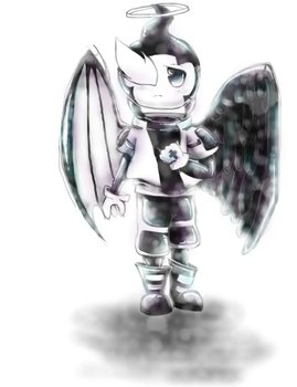[Request] Ringu the devil angel by MariaCool1234
