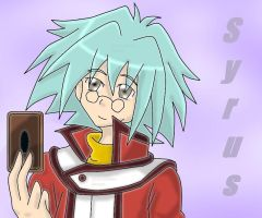 Syrus Truesdale by Sitebzen