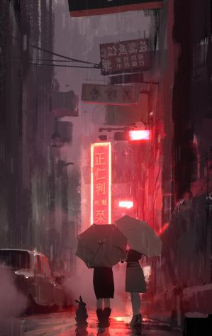 19/30 June - Red district by snatti89