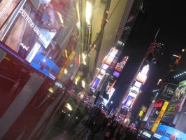 new york times square 30 by VIRGILE3MBRUNOZZI