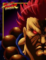 Akuma - Gouki by the-pooper