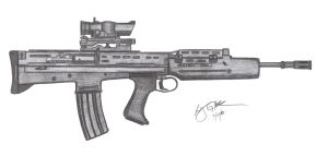 L85A2 by CzechBiohazard