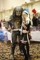 With the Predator by Cairdiuil