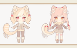 1$ SB Adopt Auction [ closed] COTTEKITTE by Antay6009