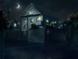 Resident_Night by frankhong