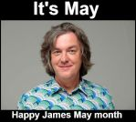 James May Month by DoctorWhoOne