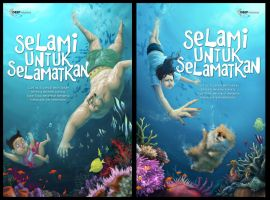 Deep Indonesia 2010 contest by ge12ald