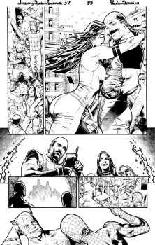 A. Spider Man annual 37 page19 by PauloSiqueira