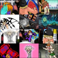 TWEWY Screenshots by Draikinator