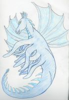 Water Spirit by I-Am-Imaginary