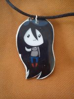 Say hello to marceline! by LadyKitt