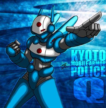 :Kyoto Mobile Armor Police Q: by PoisonRemedy