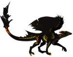 daerosis - char design. by Azzly